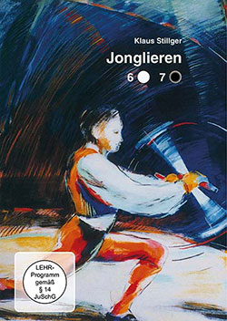Jonglieren 7 - Ein Unterrichtsmedium auf DVD