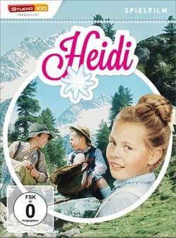 Heidi (Realfilm) - Ein Unterrichtsmedium auf DVD