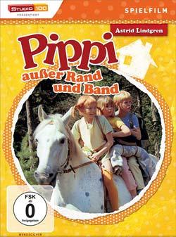 Pippi außer Rand und Band - Ein Unterrichtsmedium auf DVD