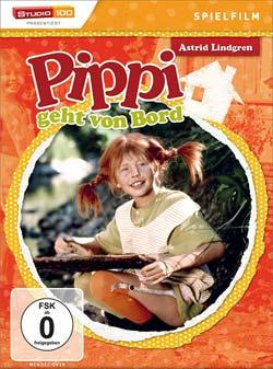Pippi geht von Board - Ein Unterrichtsmedium auf DVD
