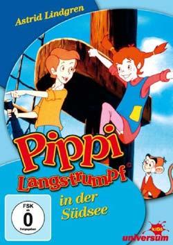 Pippi Langstrumpf in der Südsee - Ein Unterrichtsmedium auf DVD
