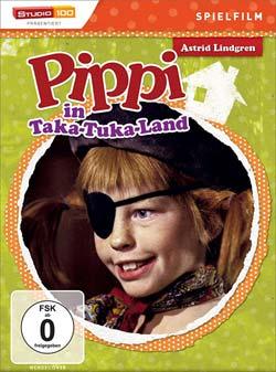 Pippi in Taka-Tuka-Land - Ein Unterrichtsmedium auf DVD