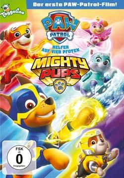 Paw Patrol - Mighty Pups - Ein Unterrichtsmedium auf DVD