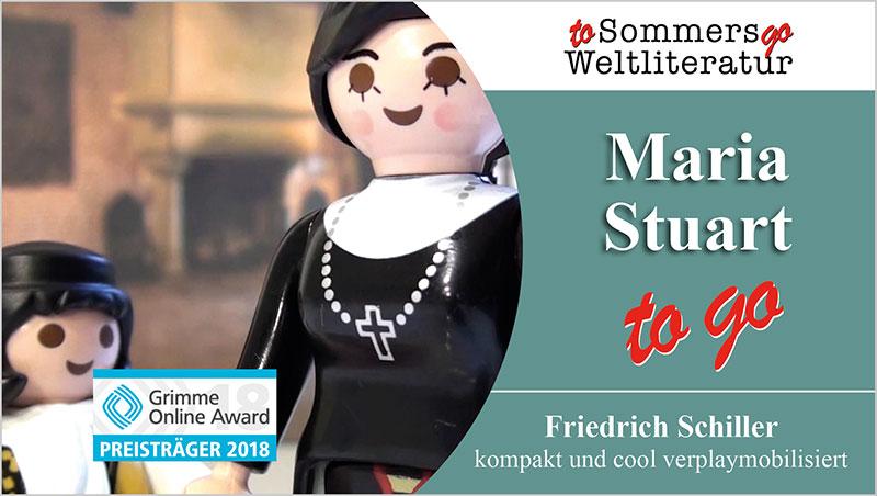 Maria Stuart to go - Ein Unterrichtsmedium auf DVD