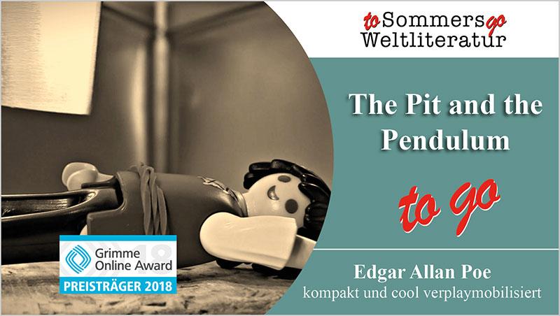 The Pit and the Pendulum to go - Ein Unterrichtsmedium auf DVD