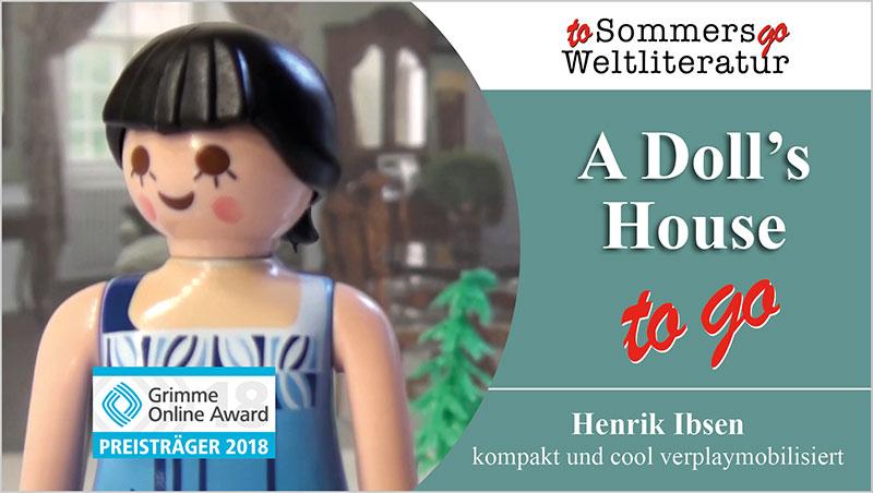 A Doll's House to go - Ein Unterrichtsmedium auf DVD