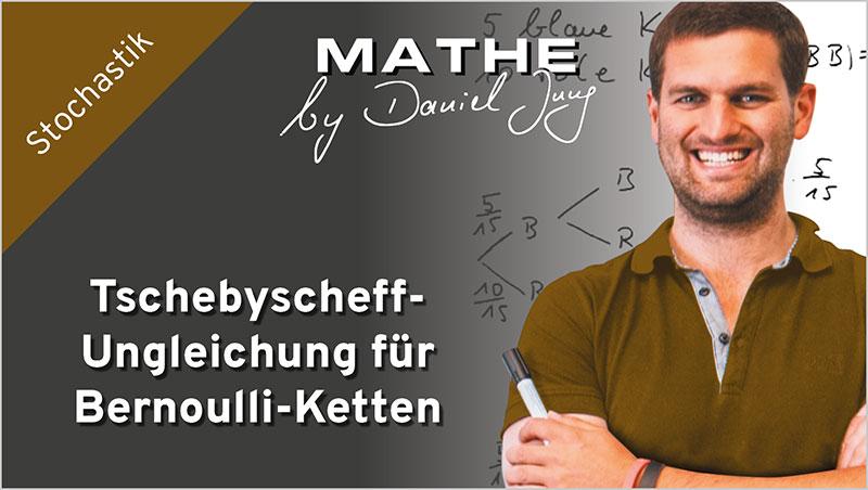 Tschebyscheff-Ungleichung für Bernoulli-Ketten - Ein Unterrichtsmedium auf DVD