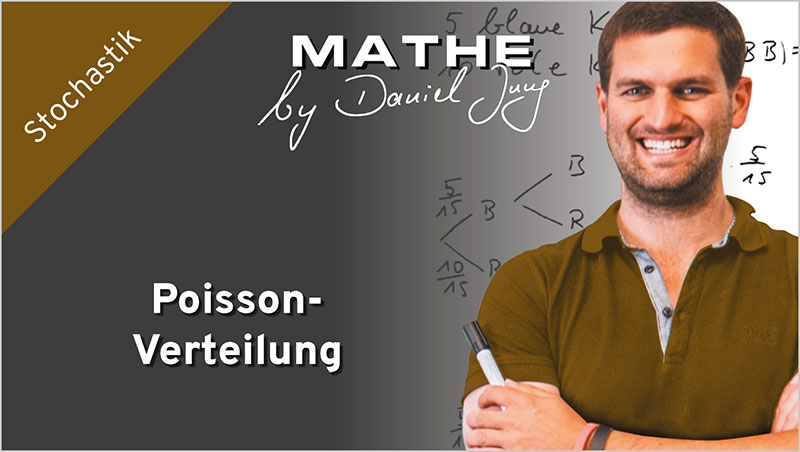 Poisson-Verteilung - Ein Unterrichtsmedium auf DVD