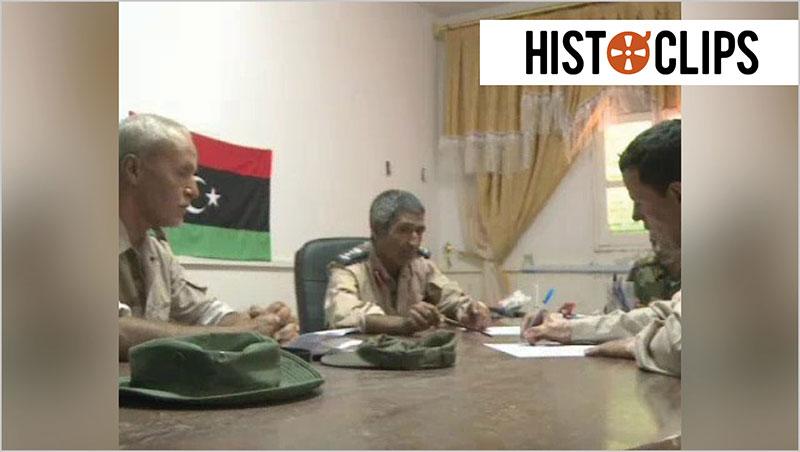 Gaddafis Deserteure: Offiziere sind die St�tzen des Widerstands