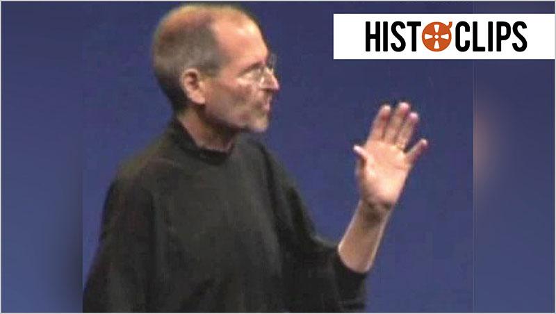 Apple Mitbegr�nder Steve Jobs stirbt am 5.11.2011