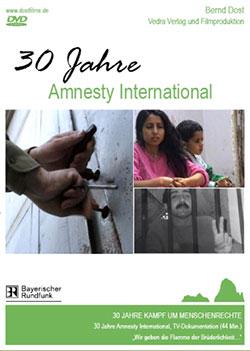 30 Jahre amnesty - Ein Unterrichtsmedium auf DVD
