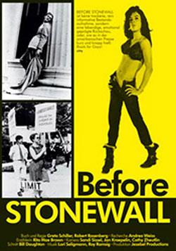 Before Stonewall - Ein Unterrichtsmedium auf DVD