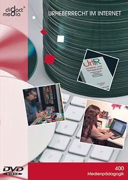 Urheberrechte im Internet - Ein Unterrichtsmedium auf DVD