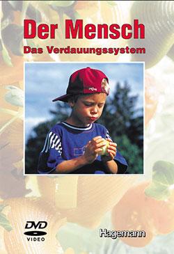 Der Mensch: Das Verdauungssystem - Ein Unterrichtsmedium auf DVD