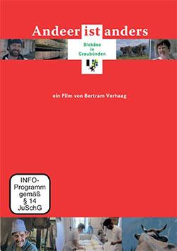 Andeer ist anders - Biokäse aus Graubünden - Ein Unterrichtsmedium auf DVD