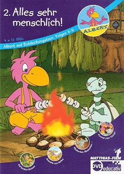 Albert auf Entdeckungstour - 2.  - Ein Unterrichtsmedium auf DVD