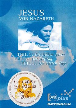 Jesus von Nazareth  - Ein Unterrichtsmedium auf DVD