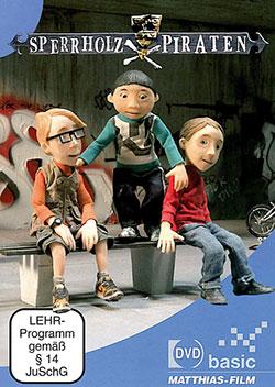 Sperrholzpiraten - Ein Unterrichtsmedium auf DVD