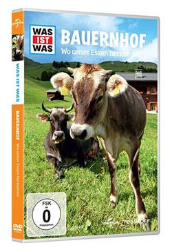 Was ist Was - Bauernhof - Ein Unterrichtsmedium auf DVD