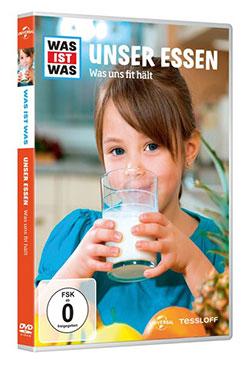 Was ist Was - Unser Essen - Ein Unterrichtsmedium auf DVD