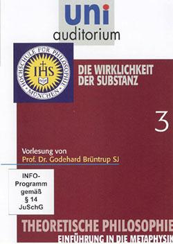 Theoretische Philosophie 3 - Ein Unterrichtsmedium auf DVD