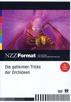 Die geheimen Tricks der Orchideen - Ein Unterrichtsmedium auf DVD