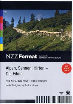 Alpen, Sennen, Hirten - Die Filme - Ein Unterrichtsmedium auf DVD