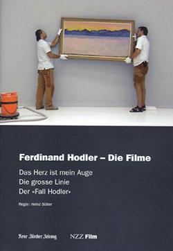 Ferdinand Hodler - Die Filme - Ein Unterrichtsmedium auf DVD