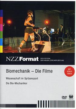 Biomechanik - Die Filme - Ein Unterrichtsmedium auf DVD