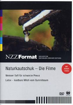 Naturkautschuk - Die Filme - Ein Unterrichtsmedium auf DVD