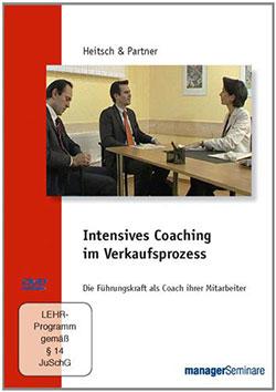 Intensives Coaching im Verkaufsprozess - Ein Unterrichtsmedium auf DVD