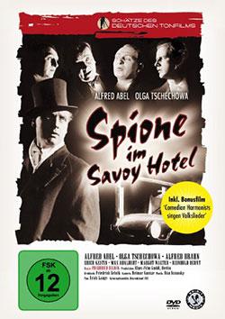 Spione im Savoy-Hotel - Ein Unterrichtsmedium auf DVD