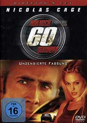 Nur noch 60 Sekunden - Ein Unterrichtsmedium auf DVD
