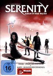 Serenity - Flucht in neue Welten - Ein Unterrichtsmedium auf DVD