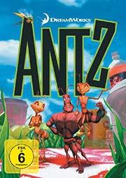 Antz - Ein Unterrichtsmedium auf DVD
