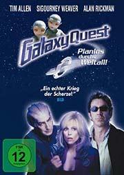 Galaxy Quest - Planlos durchs Weltall - Ein Unterrichtsmedium auf DVD