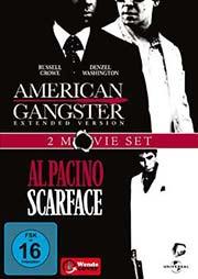 American Gangster / Scarface [2 DVDs] - Ein Unterrichtsmedium auf DVD
