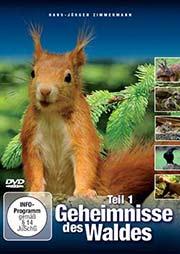 Die Geheimnisse des Waldes 1 - Ein Unterrichtsmedium auf DVD