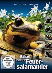 R�tselhafter Feuersalamander - Ein Unterrichtsmedium auf DVD