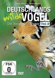 Deutschlands wilde Vögel - Teil 2 - Ein Unterrichtsmedium auf DVD