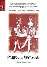 Paris was a Woman - Ein Unterrichtsmedium auf DVD