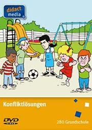 Konfliktlösungen - Ein Unterrichtsmedium auf DVD