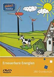 Erneuerbare Energien - Ein Unterrichtsmedium auf DVD
