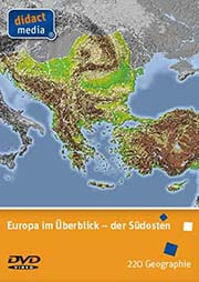Europa im �berblick - der S�dosten - Ein Unterrichtsmedium auf DVD