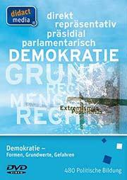 Demokratie - Formen, Grundwerte, Gefahren - Ein Unterrichtsmedium auf DVD