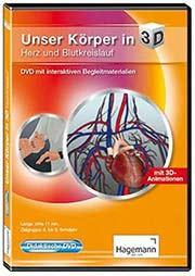 Herz und Blutkreislauf - Ein Unterrichtsmedium auf DVD