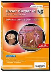 Unser K�rper in 3D - Ein Unterrichtsmedium auf DVD
