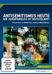 Antisemitismus heute - Ein Unterrichtsmedium auf DVD