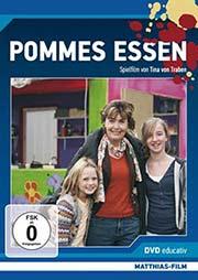 Pommes essen - Ein Unterrichtsmedium auf DVD