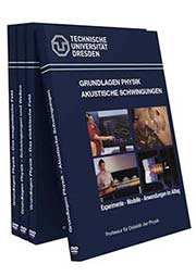 Grundlagen Physik - Komplette Reihe - 4 DVDs